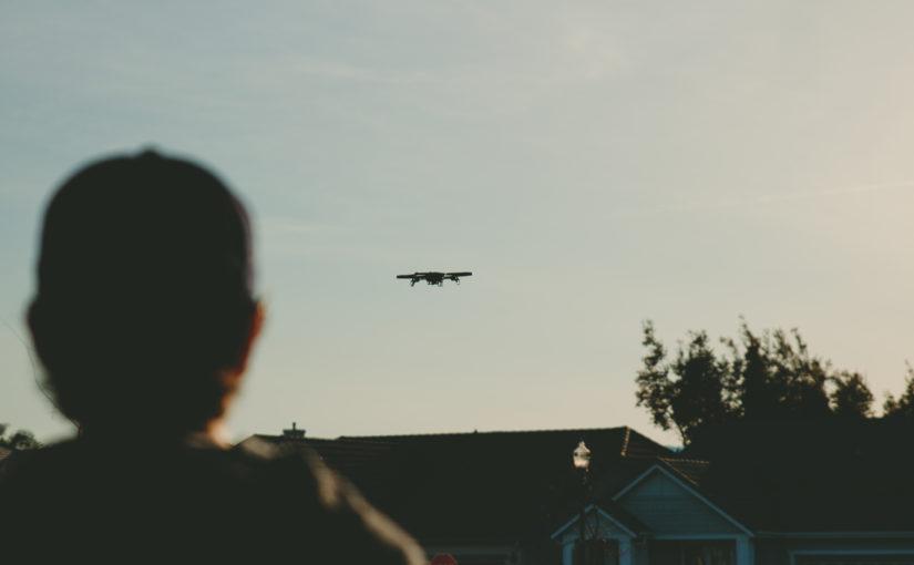 Droneinspektion er bæredygtigt